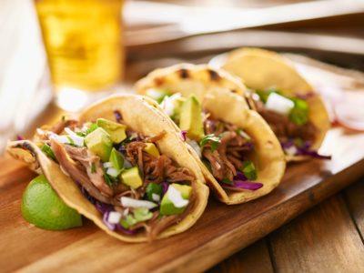 Keto pork rind tortilla – wrap