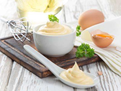 Keto mayonaise