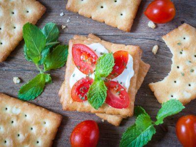 keto kruiden crackers