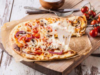 krokante keto pizza korst
